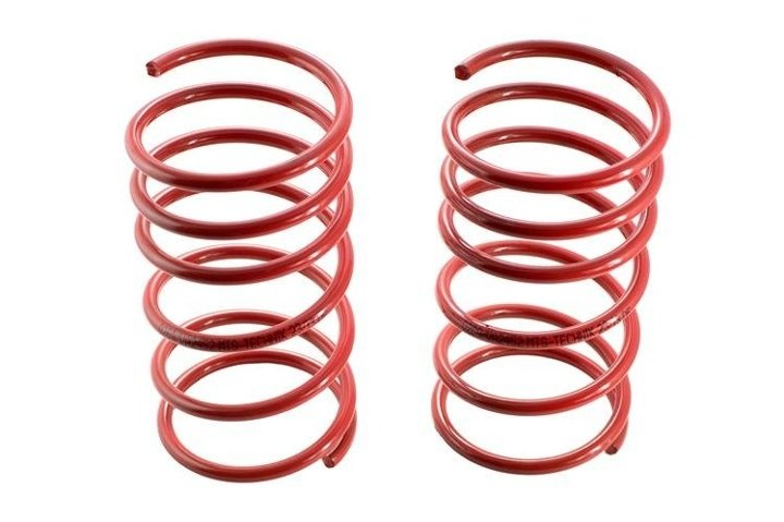 Front Lowering Coil Springs Abarth 500