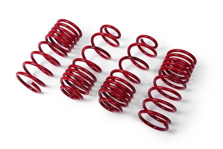 Lowering Springs Mercedes-Benz C-Class Sedan (W203)